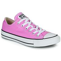 Zapatos Mujer Zapatillas bajas Converse CHUCK TAYLOR ALL STAR SEASONAL COLOR Rosa