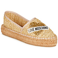 Zapatos Mujer Alpargatas Love Moschino JA10393G0A Beige