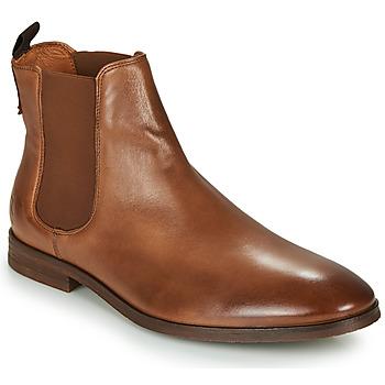Zapatos Hombre Botas de caña baja Kost CONNOR 40 Camel