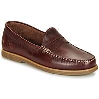 Zapatos Hombre Mocasín Lumberjack NAVIGATOR Marrón