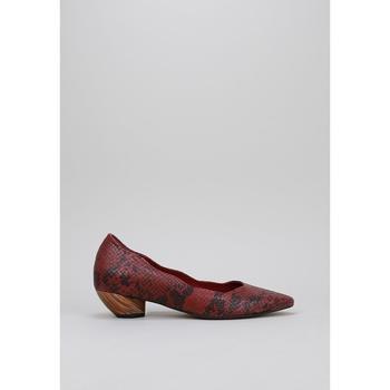Zapatos Mujer Bailarinas-manoletinas Rt By Roberto Torretta VEGA Rojo