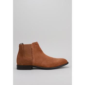 Zapatos Hombre Botas de caña baja Rt By Roberto Torretta LE MARAIS Marrón