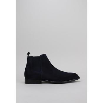 Zapatos Hombre Botas de caña baja Rt By Roberto Torretta LE MARAIS Azul