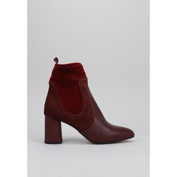 Zapatos Mujer Botines Rt By Roberto Torretta COPENHAGUE Rojo