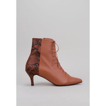 Zapatos Mujer Botines Rt By Roberto Torretta CHLOE Beige
