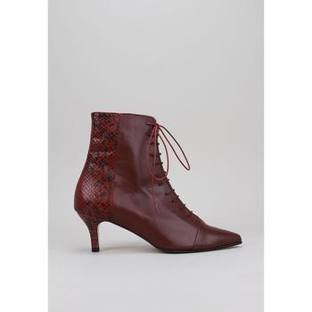 Zapatos Mujer Botines Rt By Roberto Torretta CHLOE Rojo