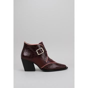 Zapatos Mujer Botines Rt By Roberto Torretta MICAELA Rojo