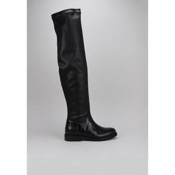 Zapatos Mujer Botas a la rodilla Roberto Torretta INFINITY BOOTS Negro