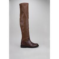 Zapatos Mujer Botas a la rodilla Roberto Torretta INFINITY BOOTS Marrón
