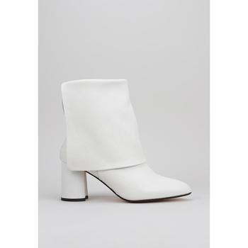 Zapatos Mujer Botines Roberto Torretta 3075 Blanco