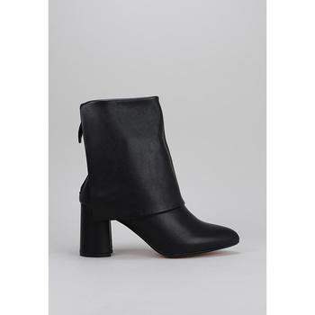 Zapatos Mujer Botines Roberto Torretta 3075 Negro