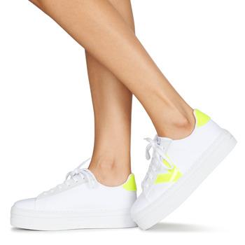 Victoria BARCELONA LONA Blanco - Envío gratis    - Zapatos Deportivas bajas Mujer 4720