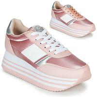 Zapatos Mujer Zapatillas bajas Victoria COMETA DOBLE METAL Rosa