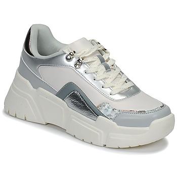 Zapatos Mujer Zapatillas bajas Victoria TOTEM MONO Blanco