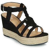 Zapatos Mujer Sandalias Bullboxer 175018F2T Negro