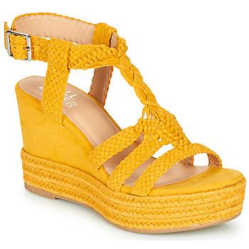 Zapatos Mujer Sandalias Bullboxer 175018F2T Amarillo