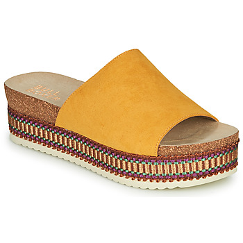 Zapatos Mujer Zuecos (Mules) Bullboxer 886014F1TAMUST Naranja