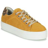 Zapatos Mujer Zapatillas bajas Bullboxer 987033E5C Amarillo
