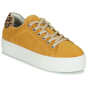 Zapatos Mujer Zapatillas bajas Bullboxer  Amarillo