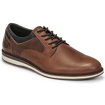 Zapatos Hombre Derbie Bullboxer THOMAS Marrón