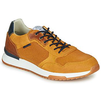 Zapatos Hombre Zapatillas bajas Bullboxer TANIA Amarillo