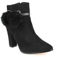 Zapatos Mujer Botines Azarey L Boot Lady Negro