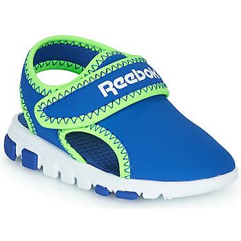 Zapatos Niño Sandalias Reebok Sport WAVE GLIDER III Azul / Verde