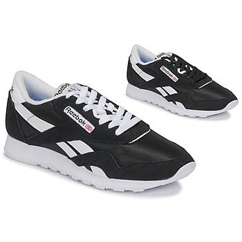 Zapatos Zapatillas bajas Reebok Classic CL NYLON Marino