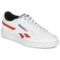 Zapatos Zapatillas bajas Reebok Classic CLUB C REVENGE MU Blanco / Rojo