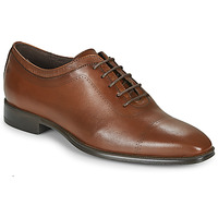 Zapatos Hombre Richelieu Carlington MINEA Cognac