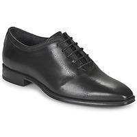 Zapatos Hombre Richelieu Carlington MINEA Negro