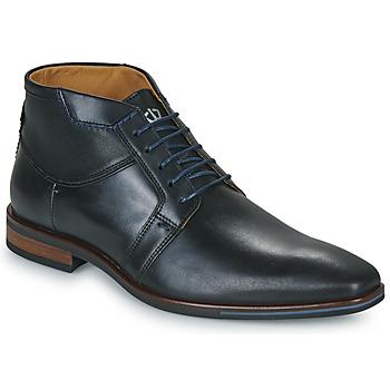 Zapatos Hombre Botas de caña baja Carlington JESSY Negro