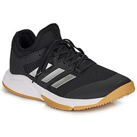 Zapatos Hombre Tenis adidas Performance COURT TEAM BOUNCE M Negro / Blanco