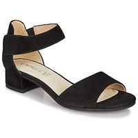 Zapatos Mujer Sandalias Caprice  Negro