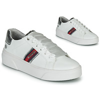 Zapatos Mujer Zapatillas bajas Dockers by Gerli 46BK204-591 Blanco