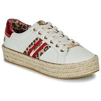 Zapatos Mujer Zapatillas bajas Dockers by Gerli 46GV202-509 Blanco / Multiple