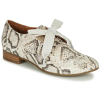 Zapatos Mujer Derbie Mam'Zelle ZORKA Serpiente