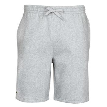 textil Hombre Shorts / Bermudas Lacoste ANJARA Gris