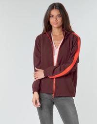 textil Mujer Sudaderas Lacoste AMINA Burdeo
