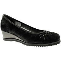 Zapatos Mujer Bailarinas-manoletinas Calzaturificio Loren LOX5905ne nero