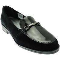 Zapatos Mujer Mocasín Calzaturificio Loren LOX5907ne nero