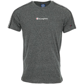 textil Hombre Camisetas manga corta Champion Crewneck T-Shirt Gris