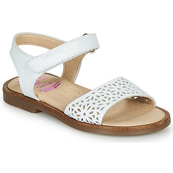 Zapatos Niña Sandalias Pablosky  Blanco