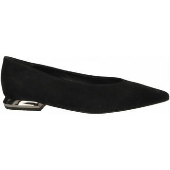 Zapatos Mujer Bailarinas-manoletinas Tosca Blu MARY c99-nero