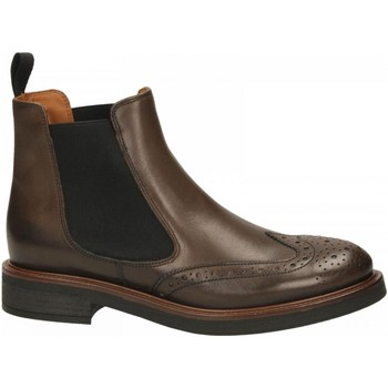 Zapatos Mujer Botas de caña baja Frau SETA marrone