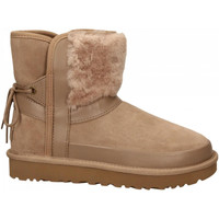 Zapatos Mujer Botines UGG CLASSIC LEOPARD LINED BOW amphora-beige