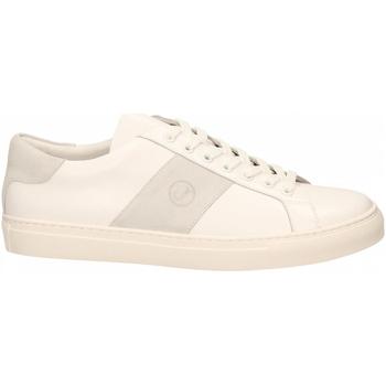 Zapatos Hombre Zapatillas bajas Jeckerson NAPPA bianco