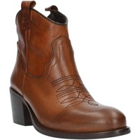 Zapatos Mujer Botines Exton MZ40 cuero