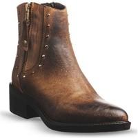 Zapatos Mujer Botines Exé Shoes ARIZONA 325 Botines Mujer Marrón Marrón