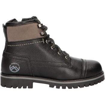 Zapatos Niño Botas de caña baja Mayoral 44071 Negro